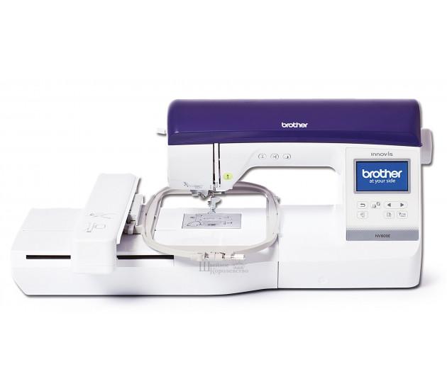 Вышивальная машина Brother NV 800E
