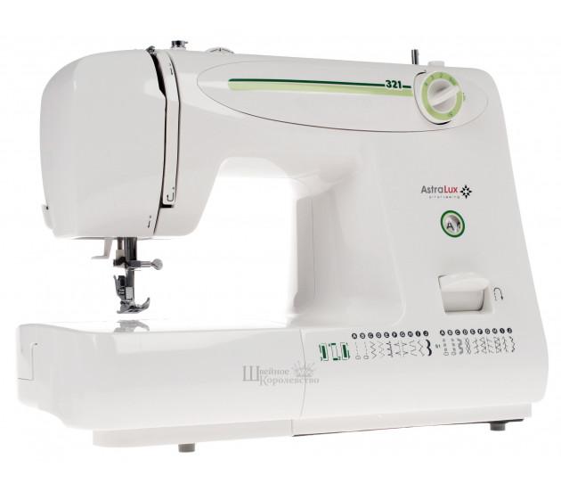 Купить Швейная машина AstraLux 321 Цена 9496 руб. в Москве