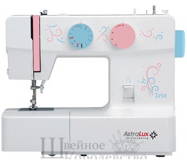 Швейная машина AstraLux Iris (ES)