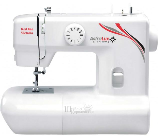 Швейная машина AstraLux Red Line I Victoria