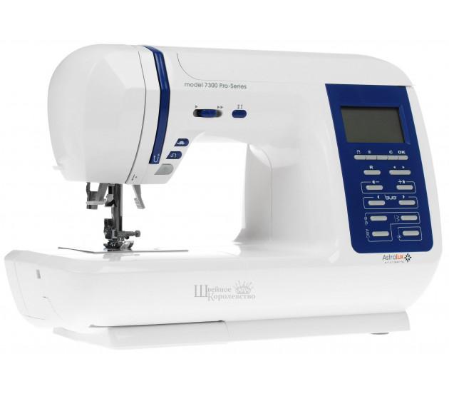 Купить Швейная машина AstraLux 7300 Professional Цена 18874 руб. в Москве