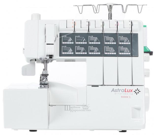 Коверлок Astralux 8000 CL
