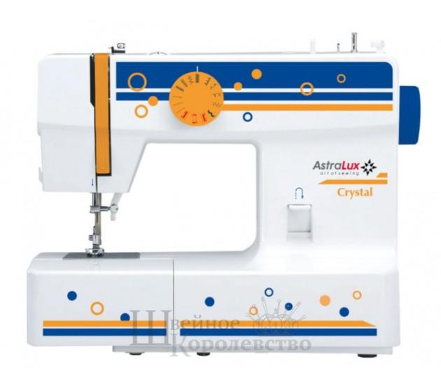 Швейная машина AstraLux Crystal