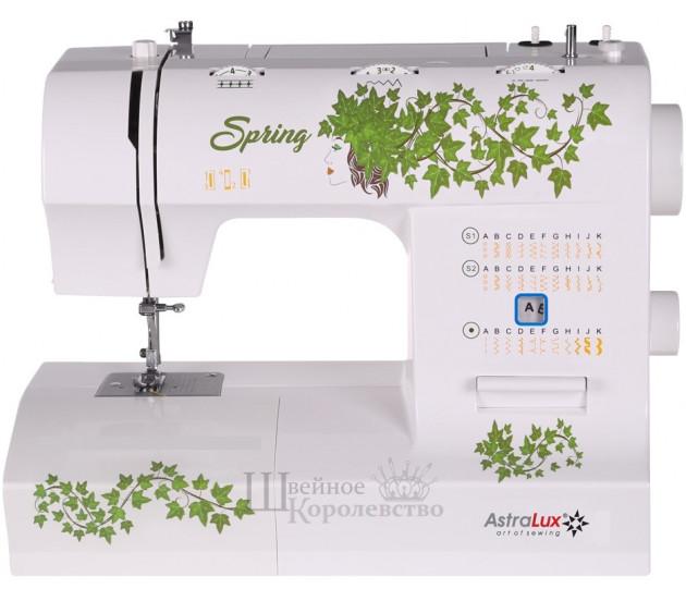 Швейная машина Astralux Spring (ES)