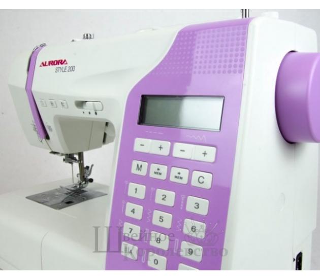 Купить Швейная машина Aurora Style 200 Цена 19900 руб. в Москве