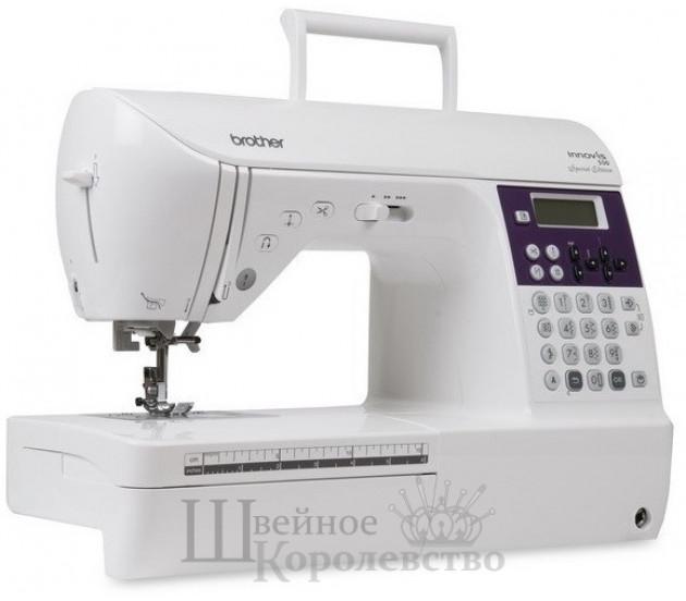 Купить Швейная машинка Brother INNOV-IS 550 SE (NV 550SE) Цена 52900 руб. в Москве