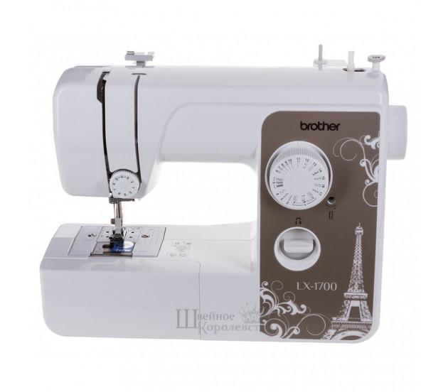 Купить Швейная машина Brother LX-1700 Цена 5835 руб. в Москве