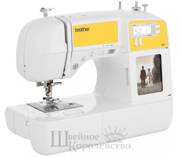 Купить Швейная машина Brother MS 60 Цена 18401 руб. в Москве
