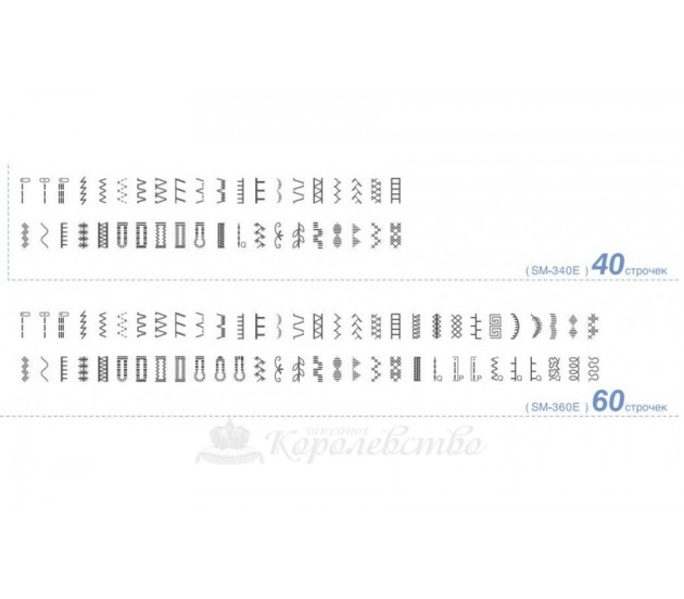 Купить Швейная машина Brother SM-340E Цена 16900 руб. в Москве