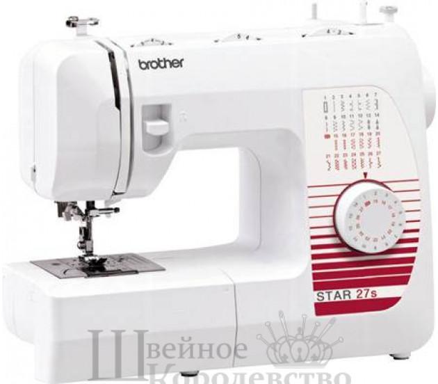 Купить Швейная машина Brother Star 27S Цена 7699 руб. в Москве