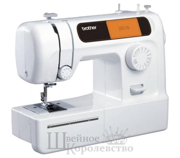 Швейная машина Brother JSL 15 (ES)