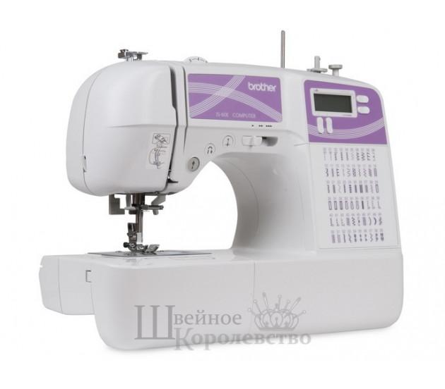 Купить Швейная машина Brother JS 60E Цена 13506 руб. в Москве