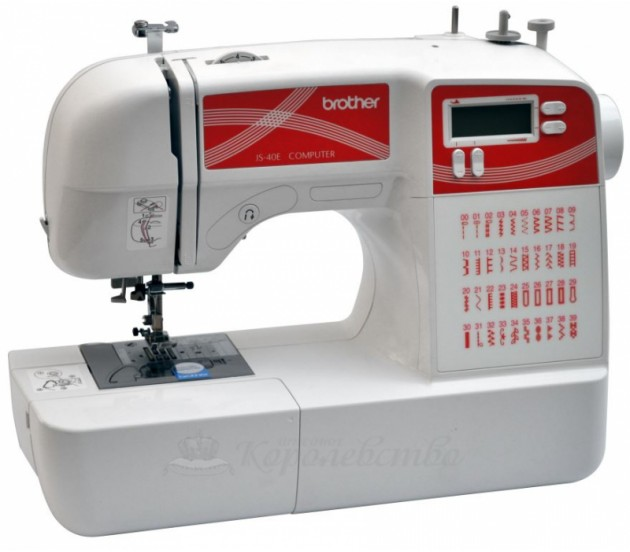 Швейная машина Brother JS 40E (ES)