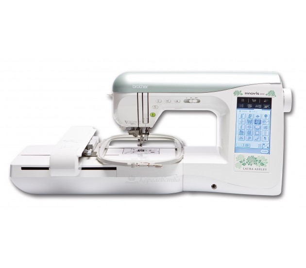 Швейно-вышивальная машина Brother NV 2200 Laura Ashley