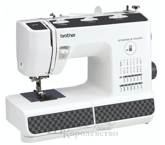 Купить Швейная машина Brother HF27 Цена 9142 руб. в Москве