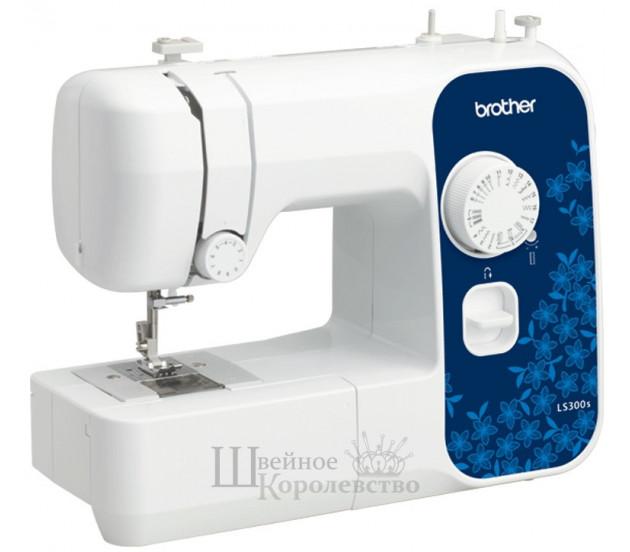Купить Швейная машина Brother LS 300S Цена 6401 руб. в Москве