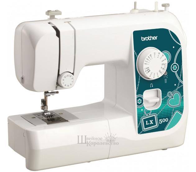 Швейная машина Brother LX 500 (ES)