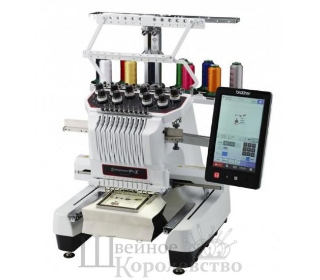 Купить Вышивальная машина Brother PR-1050X Цена 585000 руб. в Москве