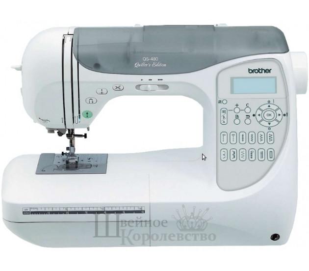 Швейная машина Brother QS 480