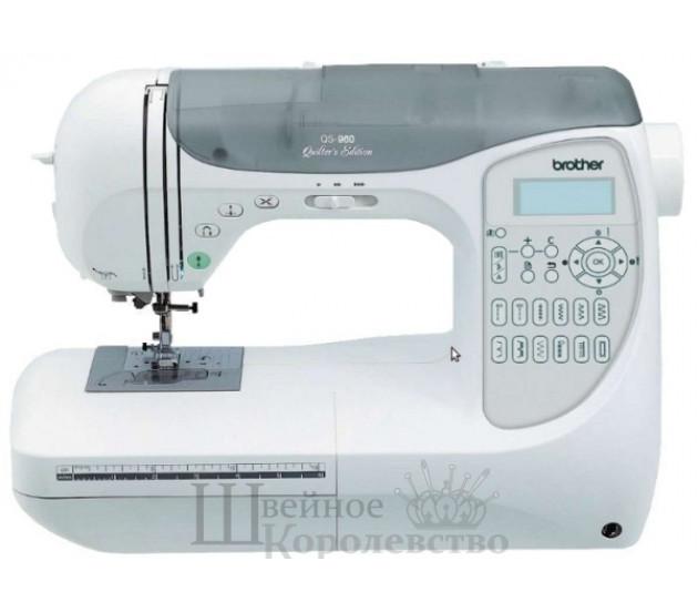 Швейная машина Brother QS 960