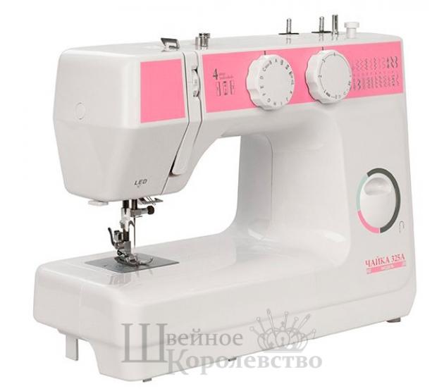 Купить Швейная машина Chayka 325A Цена 7324 руб. в Москве