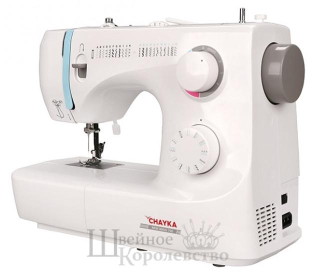 Купить Швейная машина Chayka New Wave 750 Цена 6800 руб. в Москве
