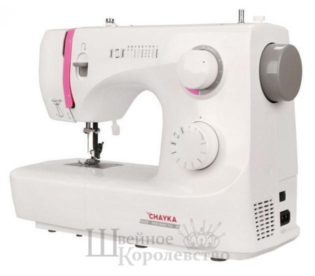 Купить Швейная машина Chayka New Wave 715 Цена 5794 руб. в Москве