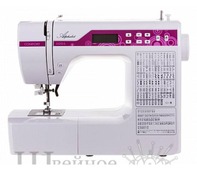 Швейная машина Comfort 100A (ES)