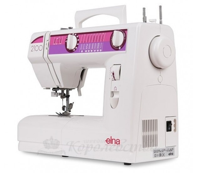 Купить Швейная машина Elna 2100 Цена 14850 руб. в Москве
