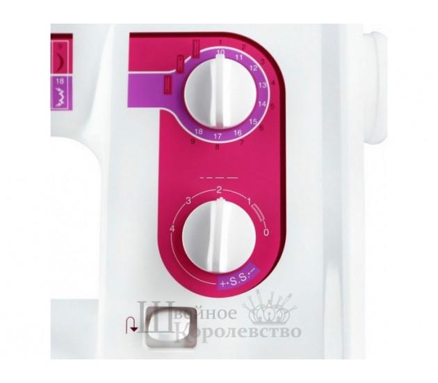 Купить Швейная машина Elna 2600 Pink Цена 16450 руб. в Москве