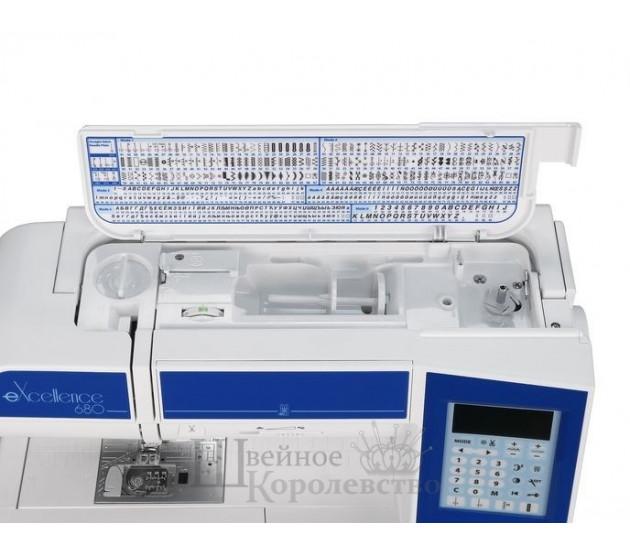 Купить Швейная машина Elna eXcellence 680 Цена 59900 руб. в Москве