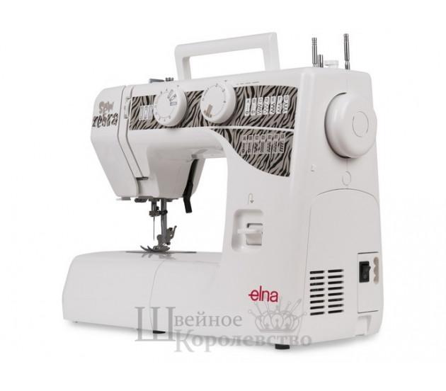 Купить Швейная машина Elna 1000 Sew Zebra Цена 11500 руб. в Москве