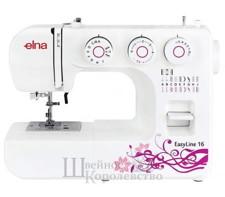 Купить Швейная машина Elna EasyLine 16  Цена 11970 руб. в Москве