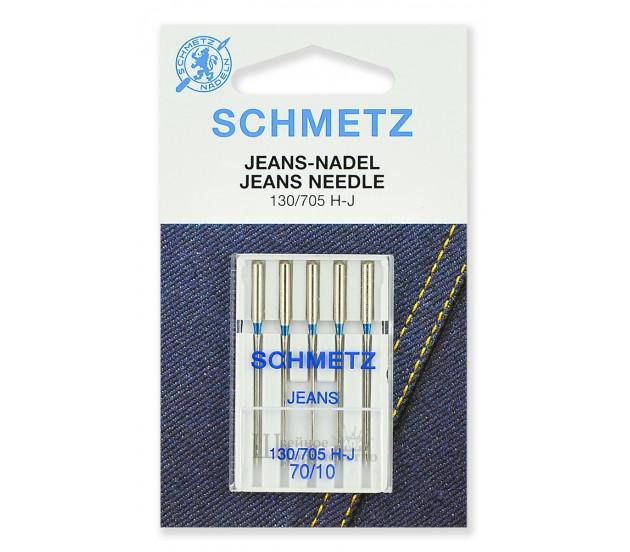 Иглы для джинсы 130/705H № 70