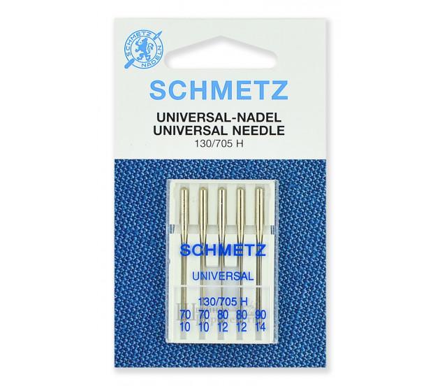 Иглы стандартные Schmetz 130/705H № 70/80/90