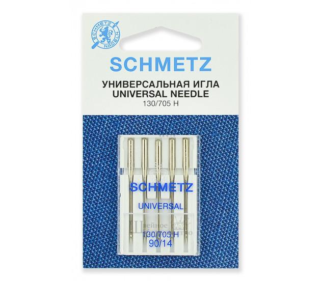 Иглы стандартные SCHMETZ 130/705H № 90 (5 шт.)