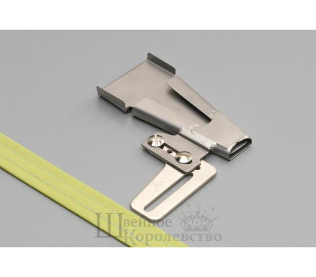 Лапка улитка B0421S11A для изготовления шлевок 38 мм