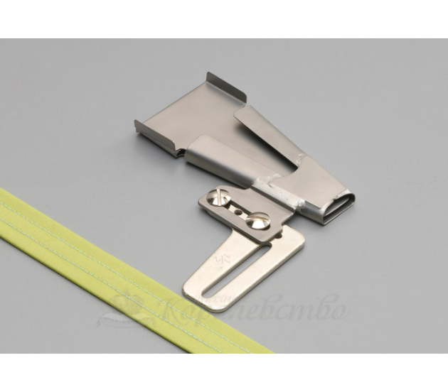 Лапка улитка B0421S12A для изготовления шлевок 19 мм