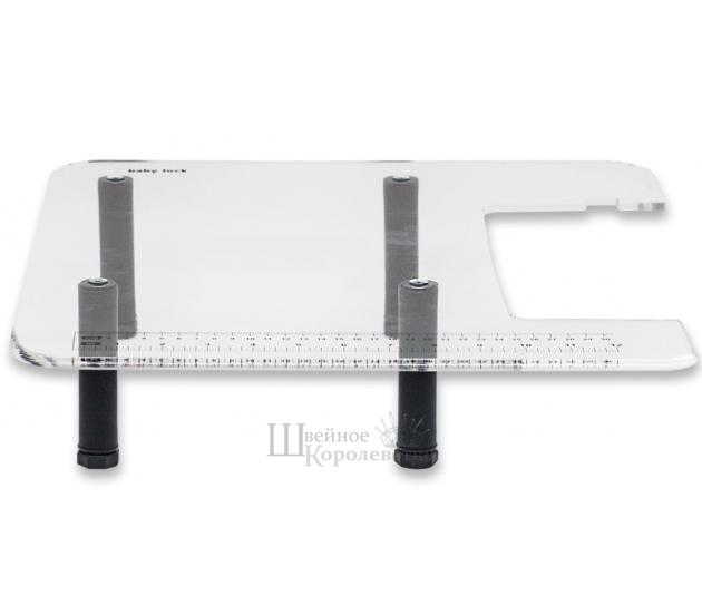 Приставной столик прозрачный BabyLock CT-1