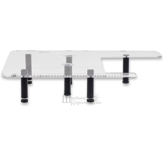 Приставной столик прозрачный BabyLock CT-5
