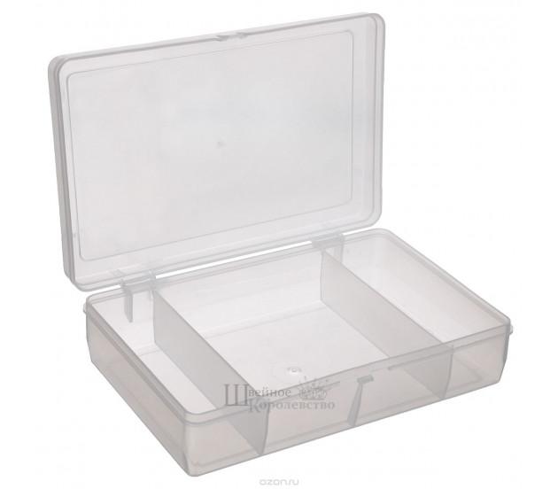 Купить Коробка для мелочей 2 (прозрачная) Цена 990 руб. в Москве