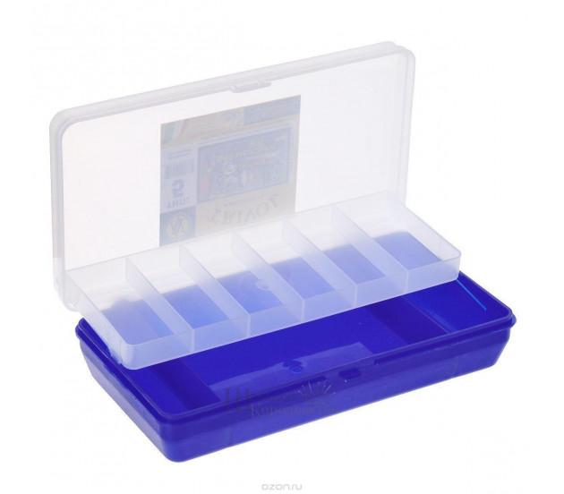 Купить Коробка для мелочей 5 (синяя) Цена 990 руб. в Москве