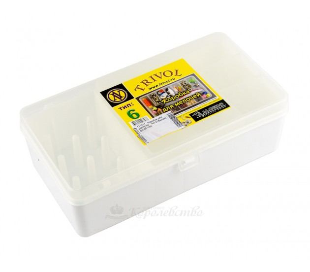 Коробка для мелочей 6 (Белая)