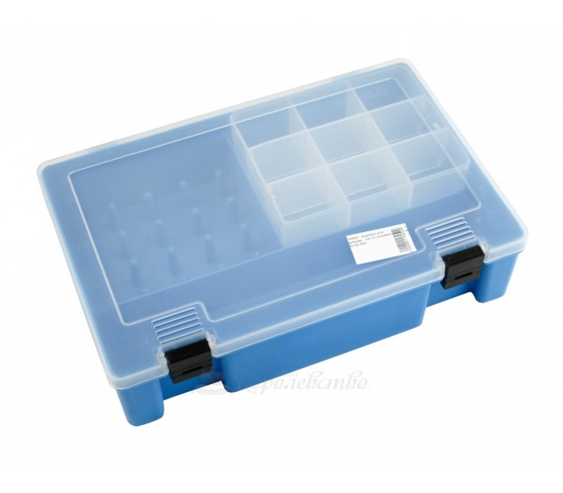Коробка для мелочей  8 (голубая)