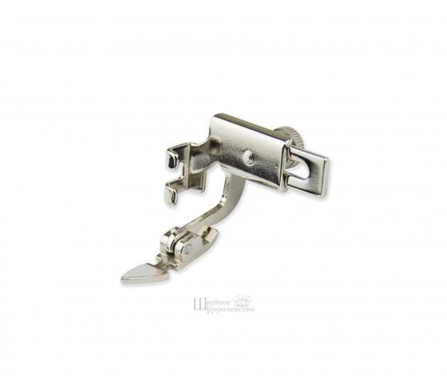 Купить Лапка для молнии узкая с адаптером AU 162 Цена 1090 руб. в Москве