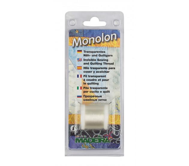 Нить прозрачная Monolon 500м