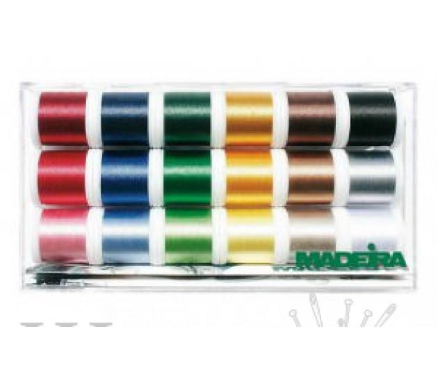 Набор ниток вышивальных Rayon