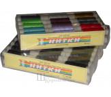 Набор цветных ниток (Полиэстер) 30шт