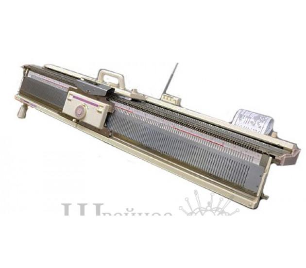 Двухфонтурная вязальная машина Hobby KH260-150/KR260-150
