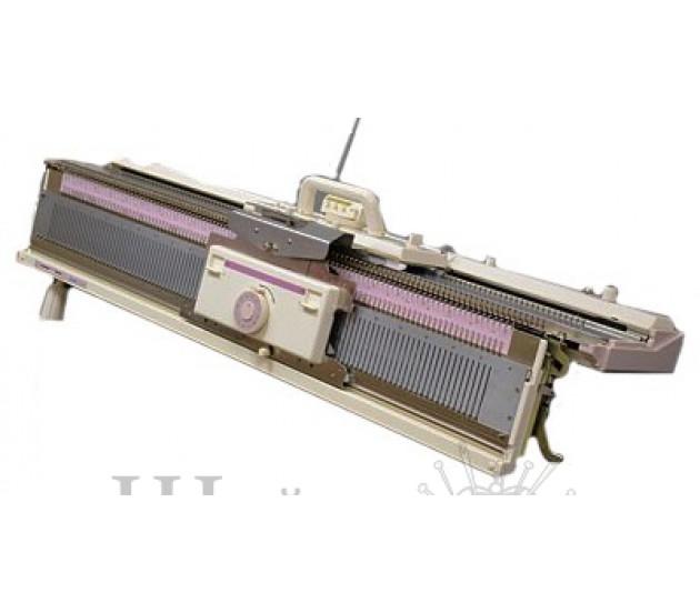 Двухфонтурная вязальная машина Hobby KH260/KR260